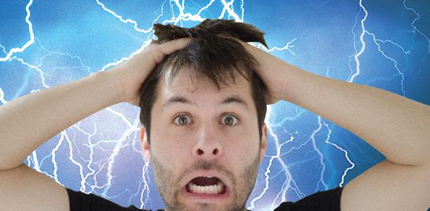 静電気は薄毛の原因